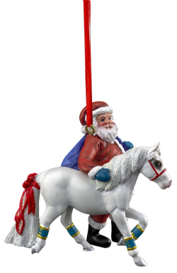 Pony for Christmas Ornament 2019